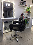 Кресло парикмахерское Flamingo, фото 9