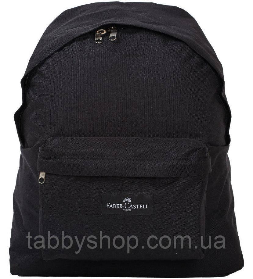 Рюкзак подростковый Faber Castell COLLEGE 573299 (чёрный)
