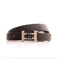 Ремень Lazar кожаный гвоздик L20S0G16 105-115 см
