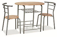 Комплект стол и 2 кресла Gabo SIGNAL