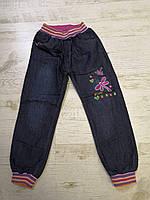 Джинсовые брюки для девочек оптом, Sincere, 98-128 рр., арт. Q-124