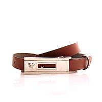Ремень Lazar кожаный гвоздик L20S0G26 105-115 см