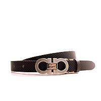 Ремень Lazar кожаный гвоздик L20S0G41 105-115 см