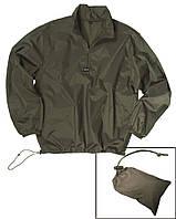 Куртка-ветровка с чехлом olive