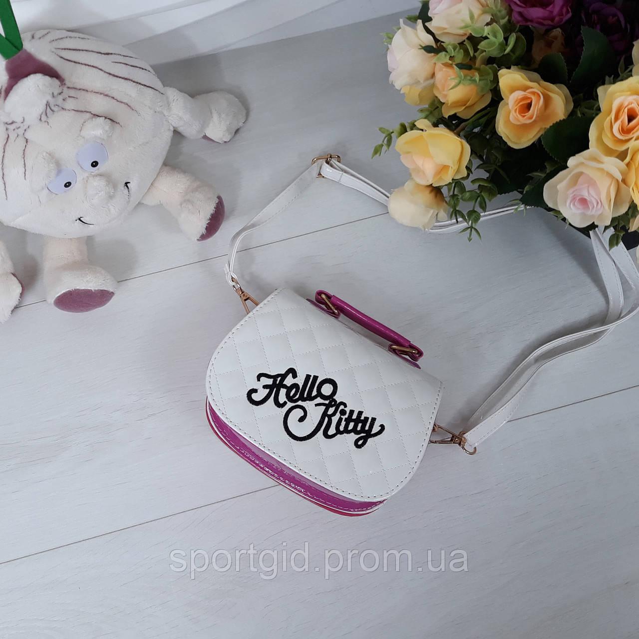 04c6904f8c90 Сумочка детская на плечо Hello Kitty для девочек : продажа, цена в ...