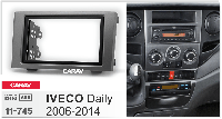 Рамка переходная Carav 11-745 Iveco Daily 2006-2014