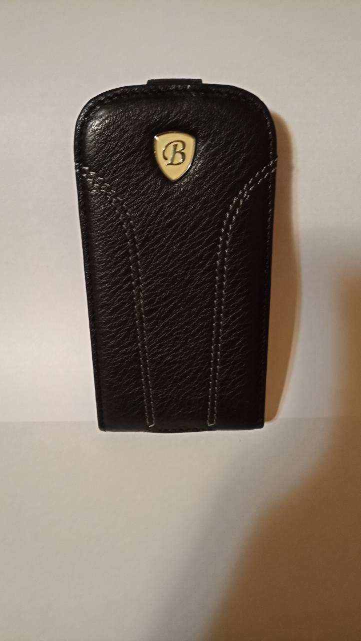 Чехол - книжка VIP V Samsung i8190 Galaxy S3 Mini   Model №31 Черный