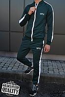 Мужской спортивный костюм Streetz | Сритзет | Костюм Спортивний Streetz (Зеленый)