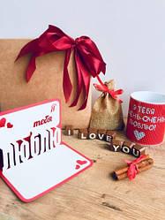 Подарочный набор Love You