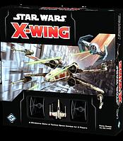 Star Wars X-Wing 2nd ed Core Set (Звездные Войны X-Wing Второе Издание) англ.