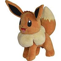 Мягкая игрушка Pokemon - Иви 20 см (95221)