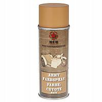 Краска спрей coyote