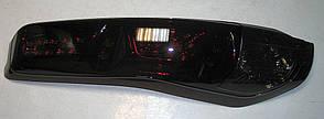 Nissan X-trail T31 оптика задняя красная тонированная 50% LED