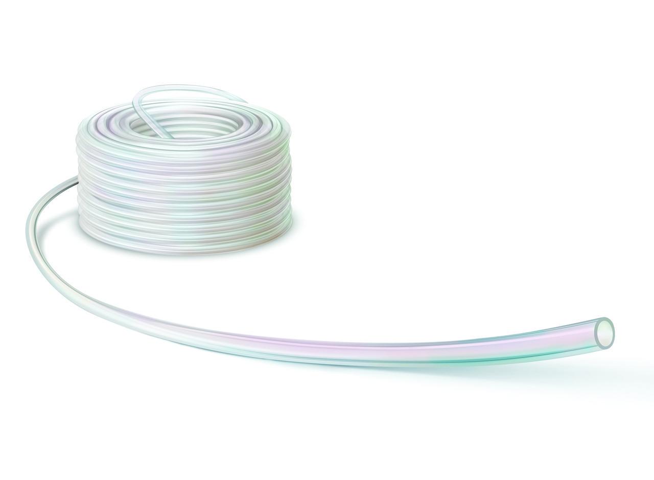 Шланг ПВХ пищевой Symmer диаметр 7 мм, длина 100 м