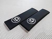 Накладка на ремінь безпеки BMW G-POWER BLACK
