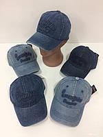 Детские джинсовые кепки для мальчиков, р.50 Китай (Capri Corn), фото 1