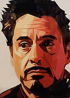 Картина GeekLand Iron Man Железный Человек Тони Старк 40х60см IM.09.150