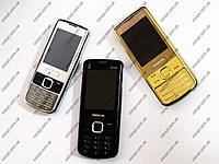 """Телефон Nokia 6700 Q670 (копия) Золото,Серебро,Черный - 2 sim  - 2.2"""" - Fm - Bt - Cam- металлический корпус"""