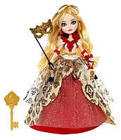 Кукла Эвер Афтер Хай Эппл Уайт из серии Бал Коронации, Ever After High Thronecoming Apple White Doll., фото 1