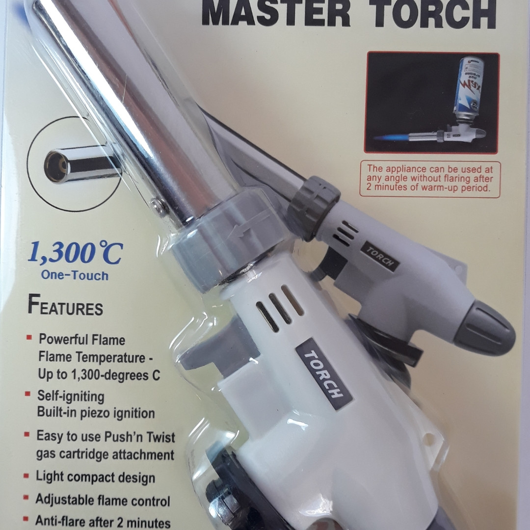 Горелка пьезо MASTER TORCH  WS-516C (oriqinal)