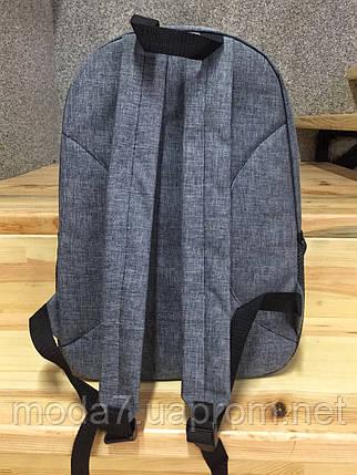 Спортивный рюкзак Nike серый реплика, фото 2