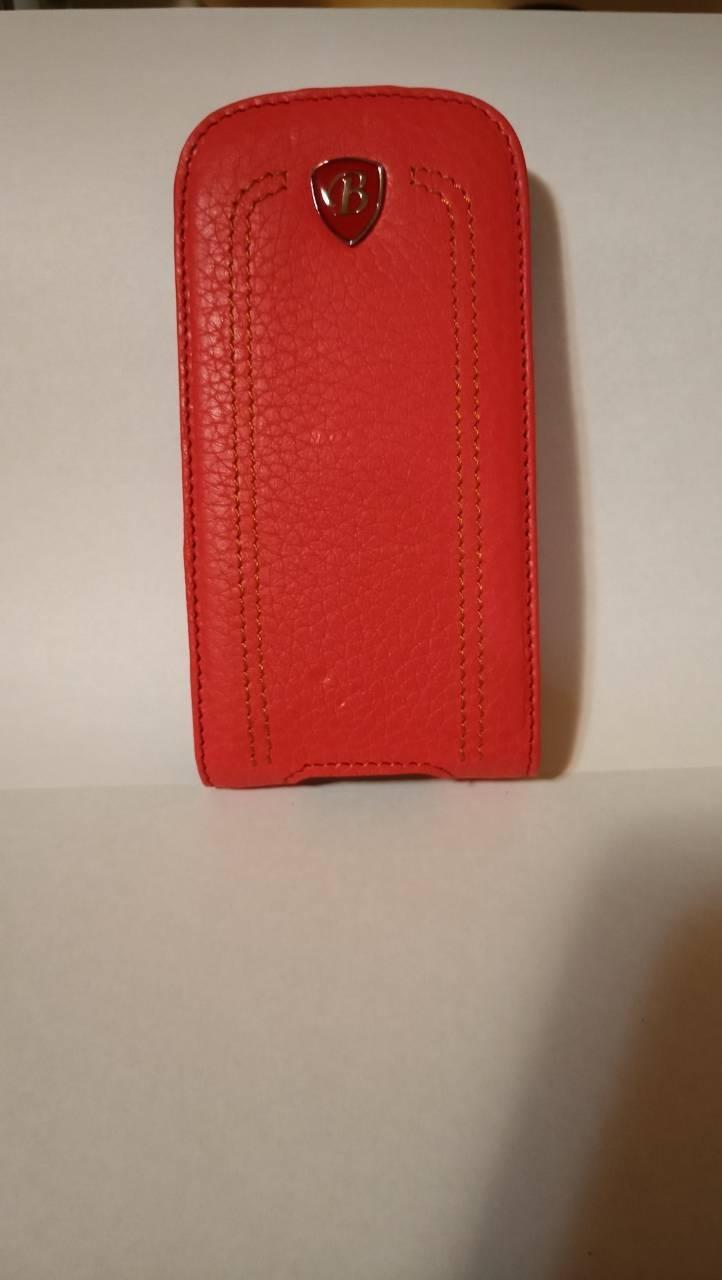 Чехол - книжка VIP V Samsung i8190 Galaxy S3 Mini   Model №24 Розовый