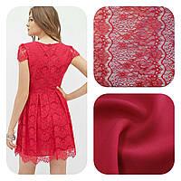 Красное платье - выбор сильных и уверенных