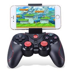 Беспроводной Bluetooth Джойстик X3 для TV, PC iOS, Android - для смартфона, планшета, ТВ приставки, ПК