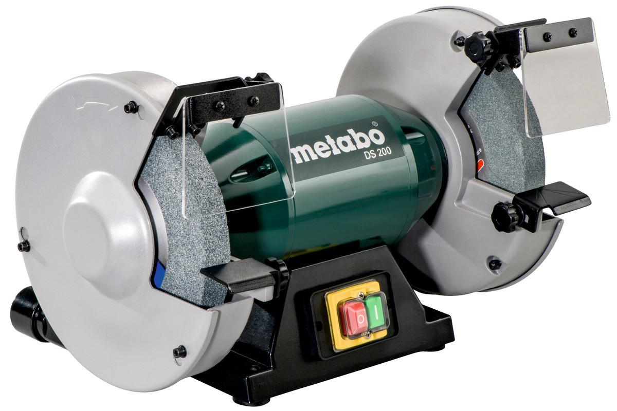 Точильний верстат Metabo DS200