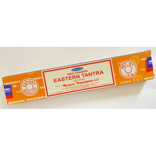 Ароматичні палички Східна тантра, Nag Champa Easten Tantra (15gm)
