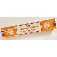Ароматические палочки Восточная тантра, Nag Champa Easten Tantra (15gm)