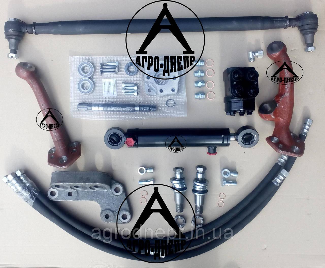 Комплект переоборудования рулевого управления МТЗ-82. ГОРУ в корпус ГУР
