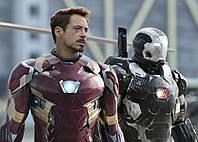 Картина GeekLand Iron Man Железный Человек Тони Старк 60х40см IM.09.168