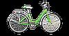 """Avanti Blanco 26"""" зеленый (2015) женский велосипед для города"""