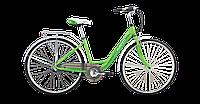 "Avanti Blanco 26"" зеленый (2015) женский велосипед для города, фото 1"
