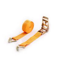 Стяжной ремень CarLife 3000кг 8м RD713