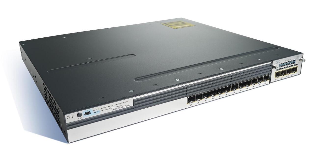 Коммутатор Cisco WS-C3750G-12S-S