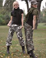 Брюки женские BDU США Rip-Stop, woodland, фото 1