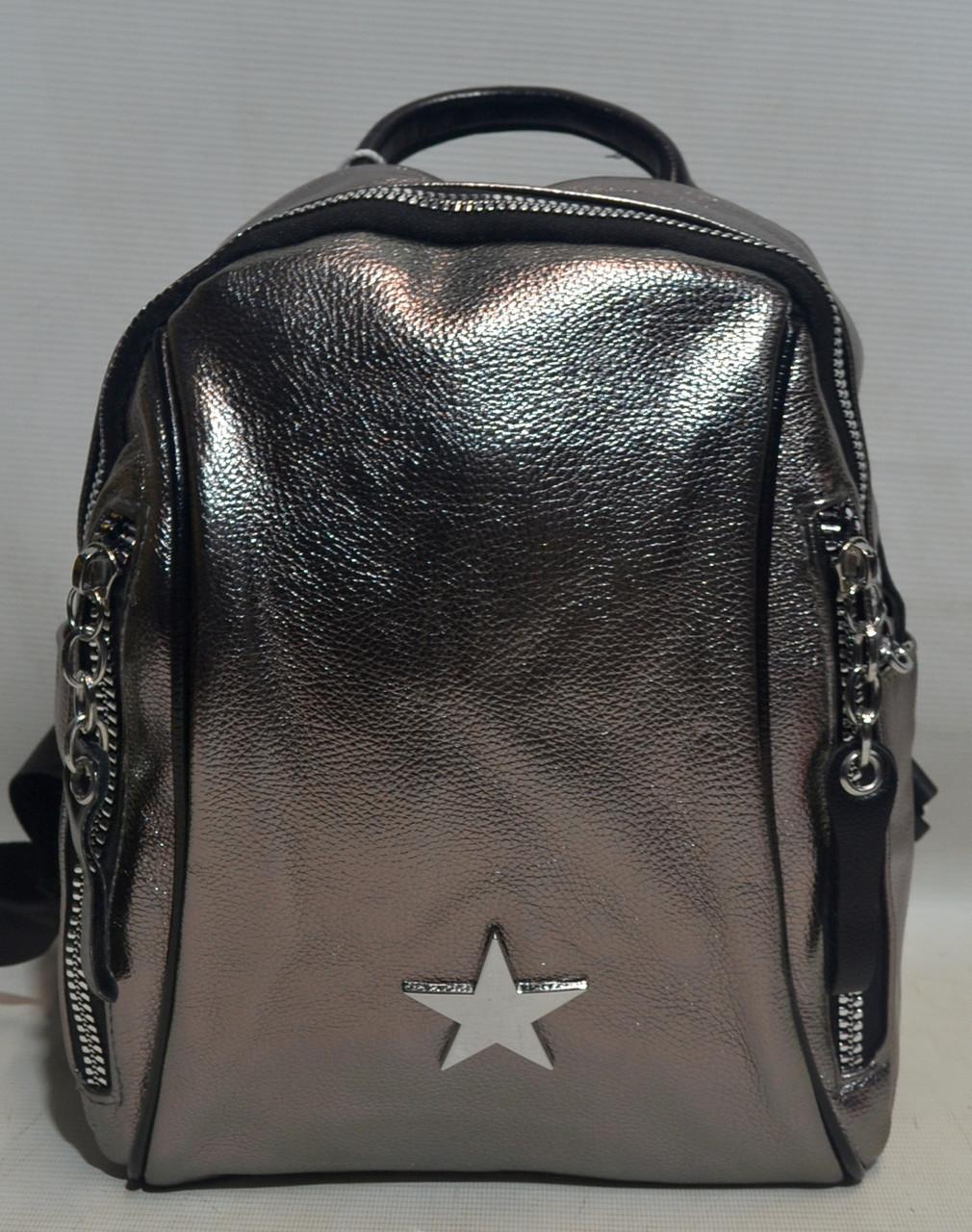 """Рюкзак из кожзаменителя, женский """"STAR"""" 4032"""
