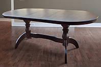 Раскладной деревянный стол Оскар
