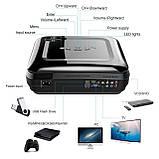 Проектор Leshp 3200 Excelvan BL58 1280х800 Black , фото 2
