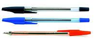 Ручка шариковая beifa AA927 зеленая