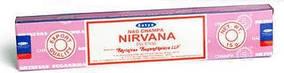 Ароматические палочки Сатья Нирвана Nag Champa Nirvana (15gm)