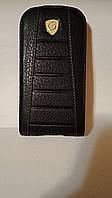 Чехол - книжка VIP V Samsung i8190 Galaxy S3 Mini   Model №32 Черный