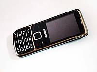 """Телефон Nokia 6700 TV (S356+) Черный - 2Sim  - 2.2"""" - металлический корпус"""