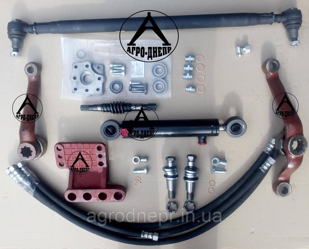 Комплект переоборудования рулевого управления МТЗ-80. ГОРУ в корпус ГУР (без насос-дозатора)