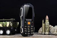Захищений Мобільний телефон HOOT Guangphone з сабвуфером Акумулятор 13800mA! Ударостійкий, фото 1