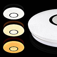 LED светильник BIOM смарт SML- R07- 80  с пультом 3000-6000K 80ВТ