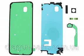 Комплект проклеек Samsung G955 Galaxy S8+ Plus і ущільнювачі для вологозахисту, оригінал GH82-14072A