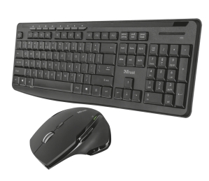 IT набор Trust Evo wireless keyboard with mouse ENG/RUS/UKR, фото 2